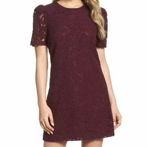 Charles Henry Lace Dress